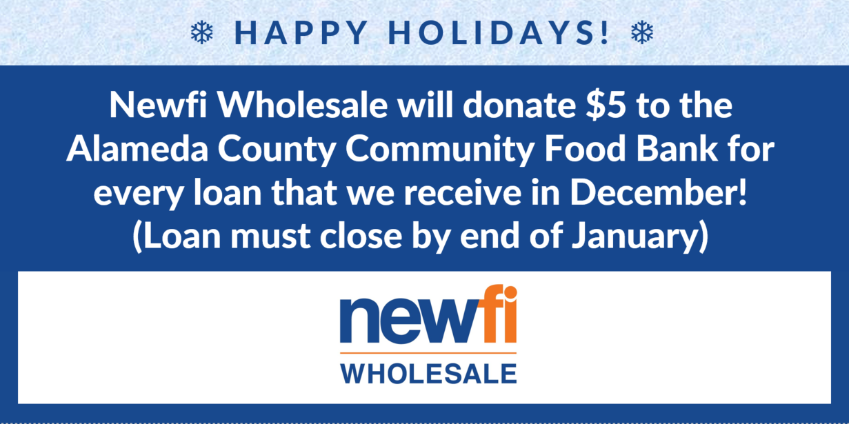 Newfi Wholesale Holiday Charity 2017