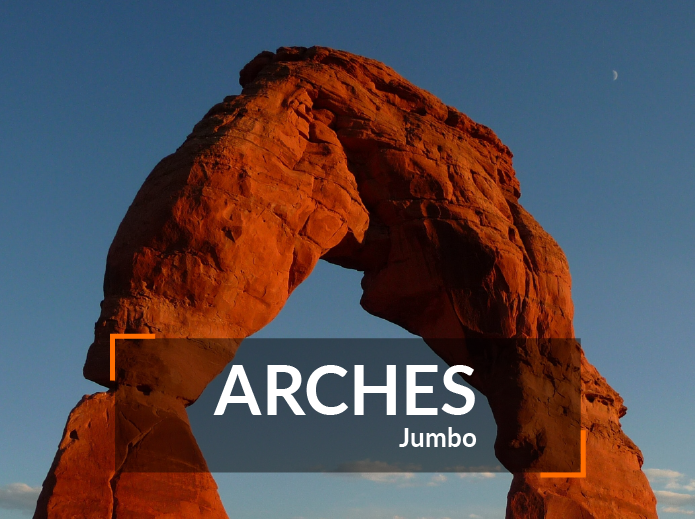 Arches Jumbo